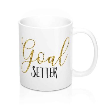 Goal Setter Mug Gift For Entrepreneurs