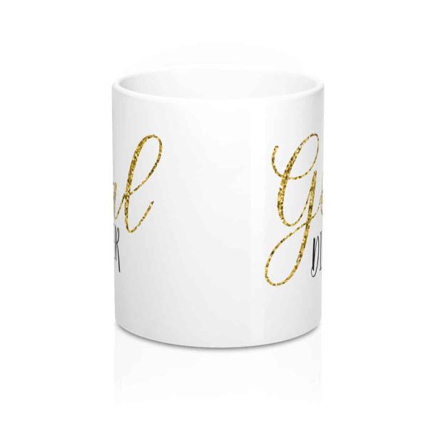 Goal Digger Mug - Gift For Entrepreneurs