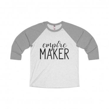 "Get comfy and cozy with style! These ""Empire Maker"" jerseys are a must-have item for the wardrobe of any motivated entrepreneur. Get yours today! Gift ideas for business owners."