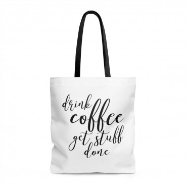 Need an accessory bag to store your make-up or an adorable travel bag to carry to the coffee shop with you? Check out our blogging tote bags collection and find more gift ideas for coffee lovers! Funny coffee quote, gift idea for bloggers, office gift idea, make-up pouch, photography prop bloggers, blogging humour, gift guide for business owners.